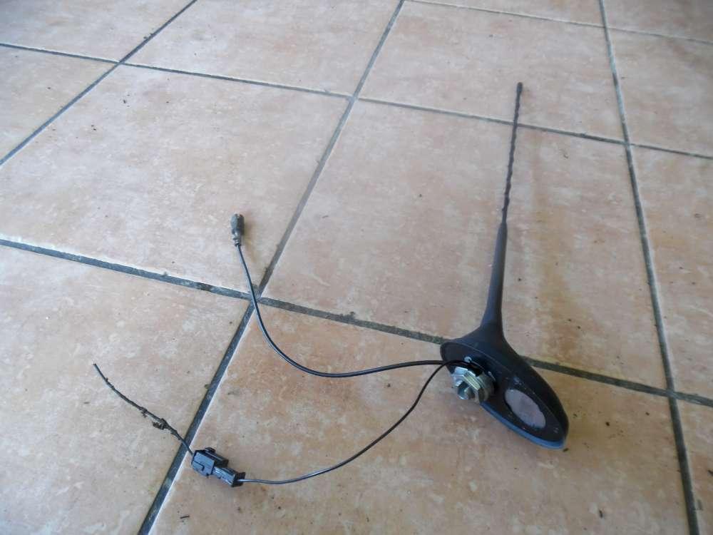 Peugeot 206 Dachantenne Antenne Antennenfuß