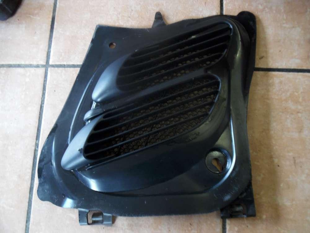 Peugeot 206 Motorhaube Grill Luftenlass Lüftungsgitter 96524576XT