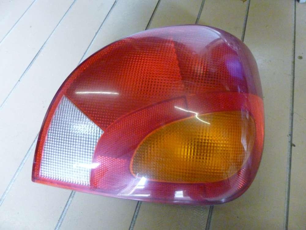 Ford Fiesta Bj.1997 Rückleuchte mit Lampenträger Rechts 96FG13N004AA