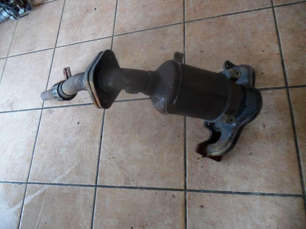 Fiat Punto 199 Bj:2006 KAT Katalysator Abgaskrümmer