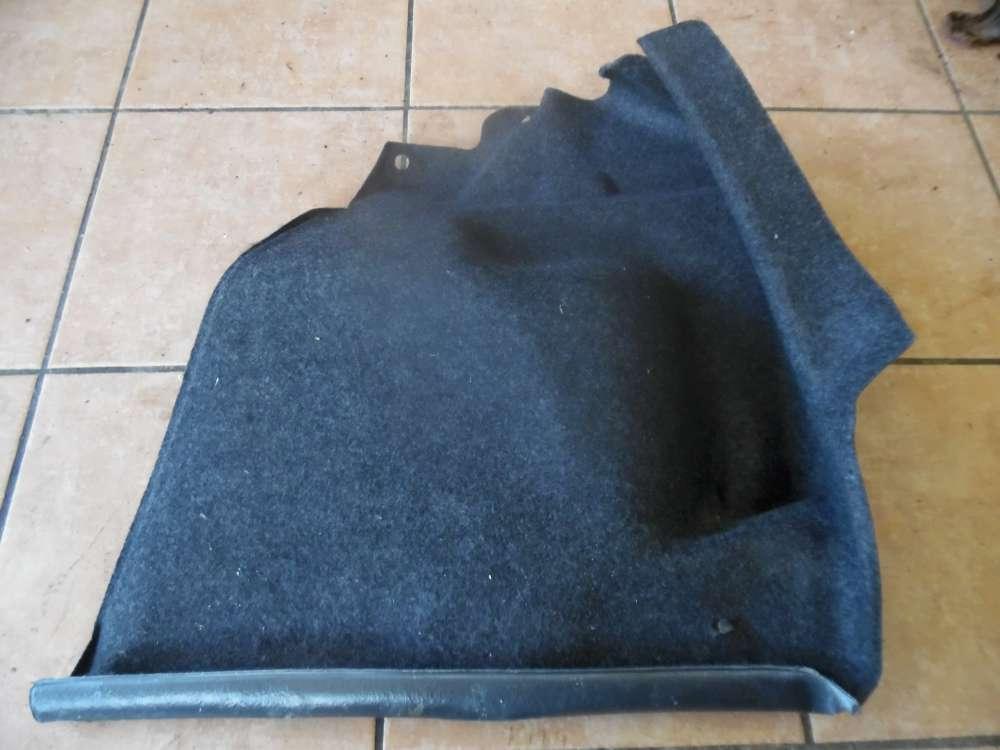 Fiat Punto 199 Bj:2006 Verkleidung Kofferraum Teppich Hinten Rechts