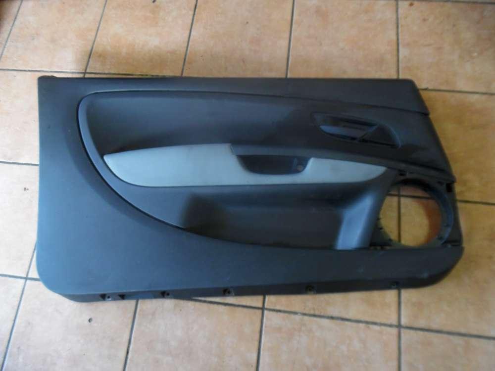 Fiat Punto 199 Bj:2006 Türverkleidung Türpappe Vorne Links