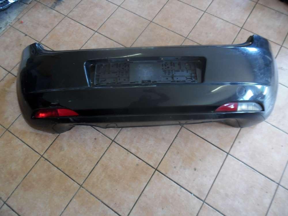 Fiat Punto 199 Bj:2006 Stoßstange Stoßfänger Hinten mit Rüchlicht Schwarz 735379735