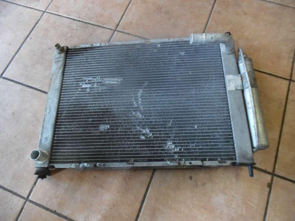Nissan Micra K12 Bj:2007 Wasserkühler mit Kondensator 21400BC00A