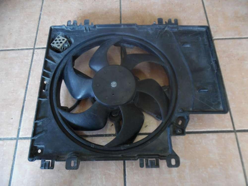 Nissan Micra K12 Bj:2007 Kühlerlüfter Kühlerventilator Gebläsemotor 1831443000