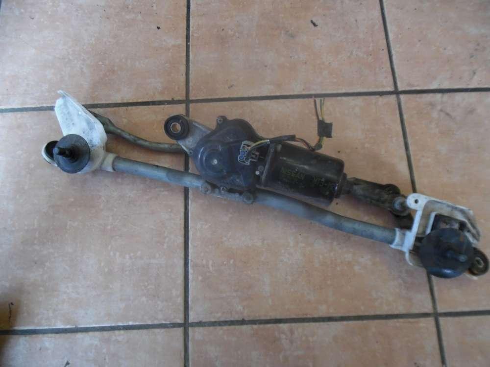 Nissan Micra K12 Bj:2007 Frontwischermotor Scheibenwischer 28810AX700