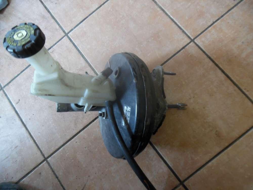 Nissan Micra K12 Bj:2007 Bremskraftverstärker Hauptbremszylinder 46007AX702