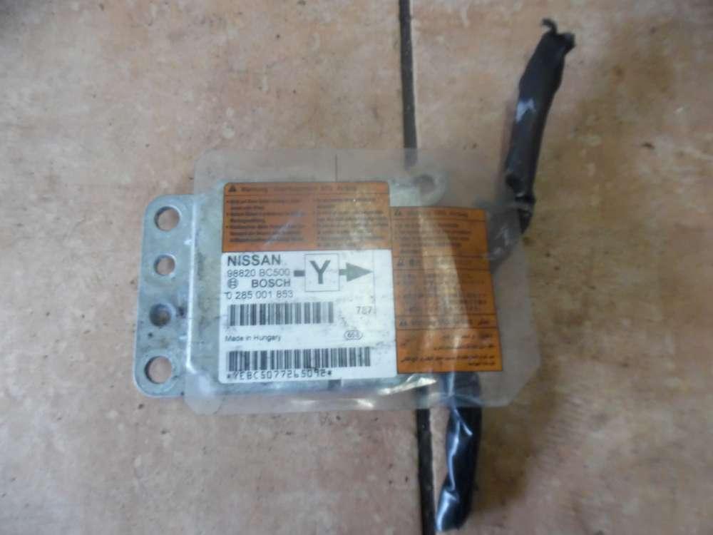 Nissan Micra K12 Bj:2007 Airbagsteuergerät 98820-BC500 0285001853