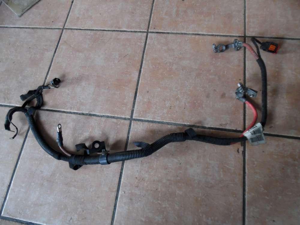 Opel Zafira B 1,6 Kabelbaum Batterie Motorkabelbaum Motor 55559525