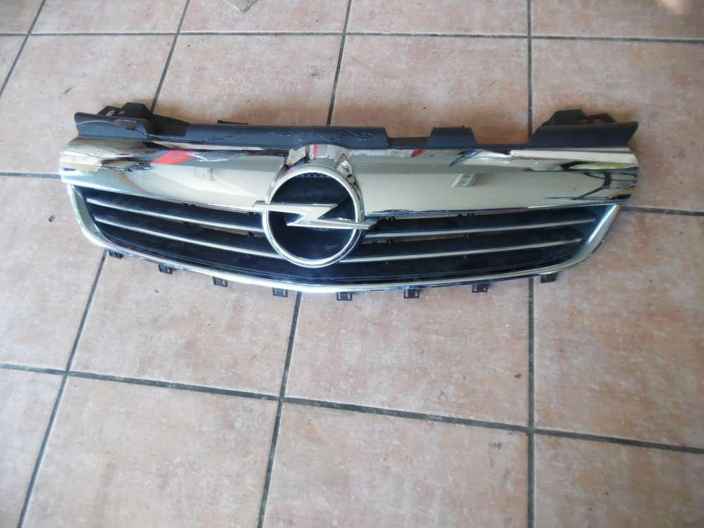 Opel Zafira B 1,6 Kühlergrill Chrom 13247331