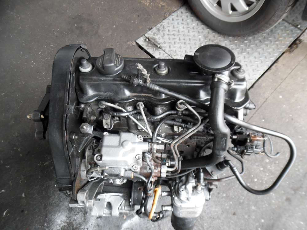 VW Audi Seat 1,9 TDI Motor 023D  028103373N  028117021