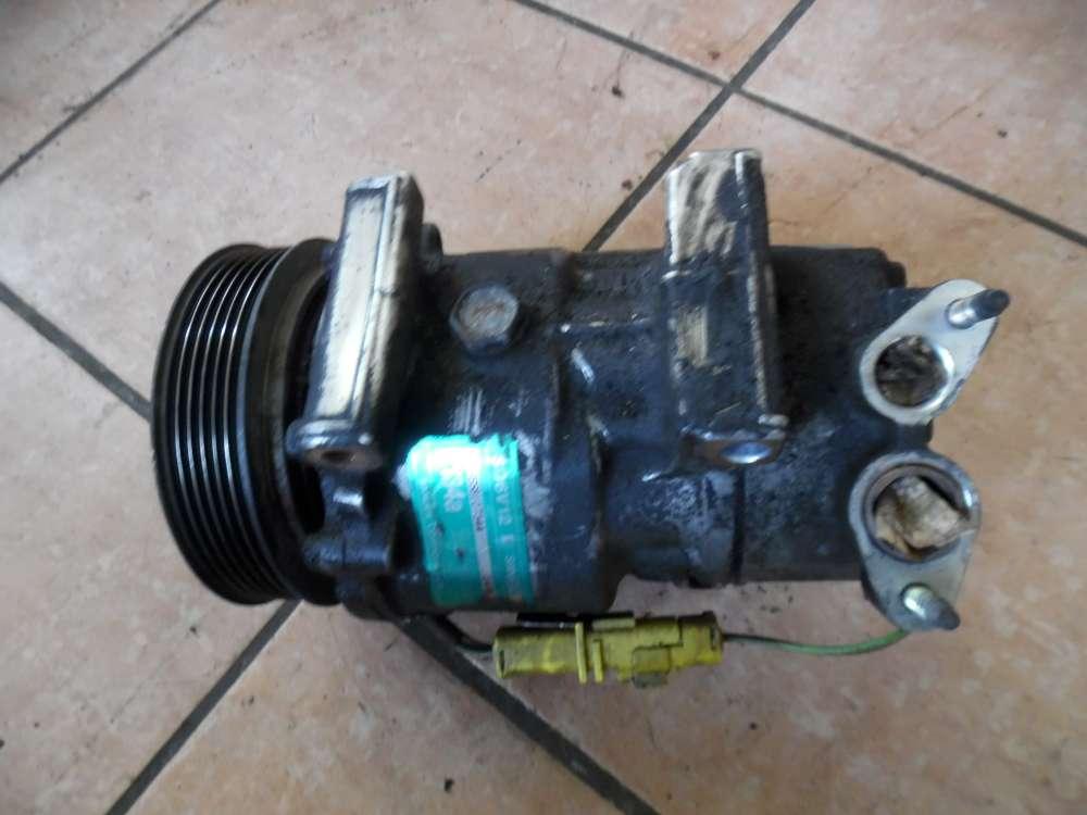 Peugeot 206 Cabrio Klimakompressor SD6V12  5558107344