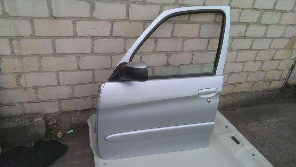 Citroen Xsara Picasso N68 Tür Fahrertür Vorne Links Farbe: Grau