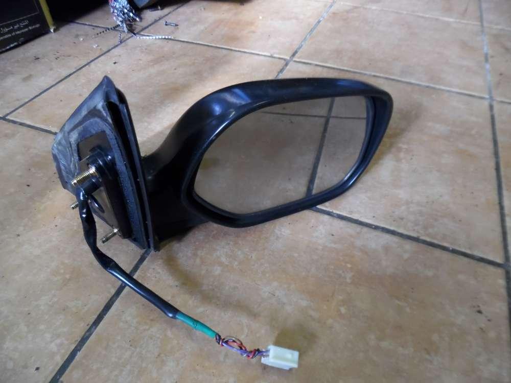 Toyota Yaris Verso Bj 2001 Außenspiegel Spiegel  electric Rechts