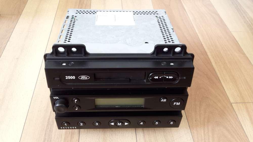 Ford Fiesta Radio Kassettenrecorder org. Ford   2S61-18K876-AF