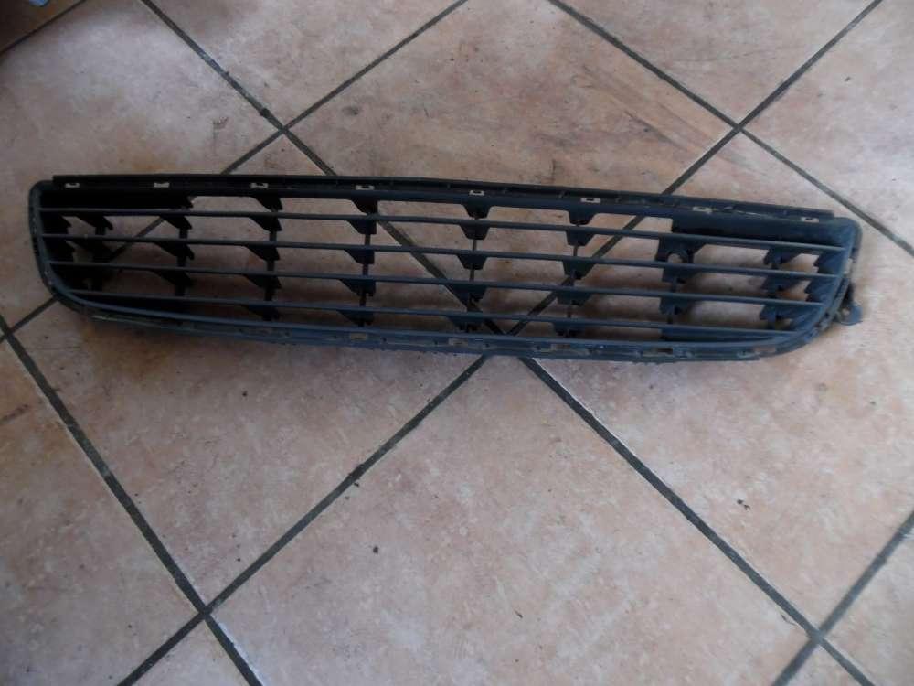 Opel Zafira B Frontgrill Stoßstangengrill mitte unten 13124978
