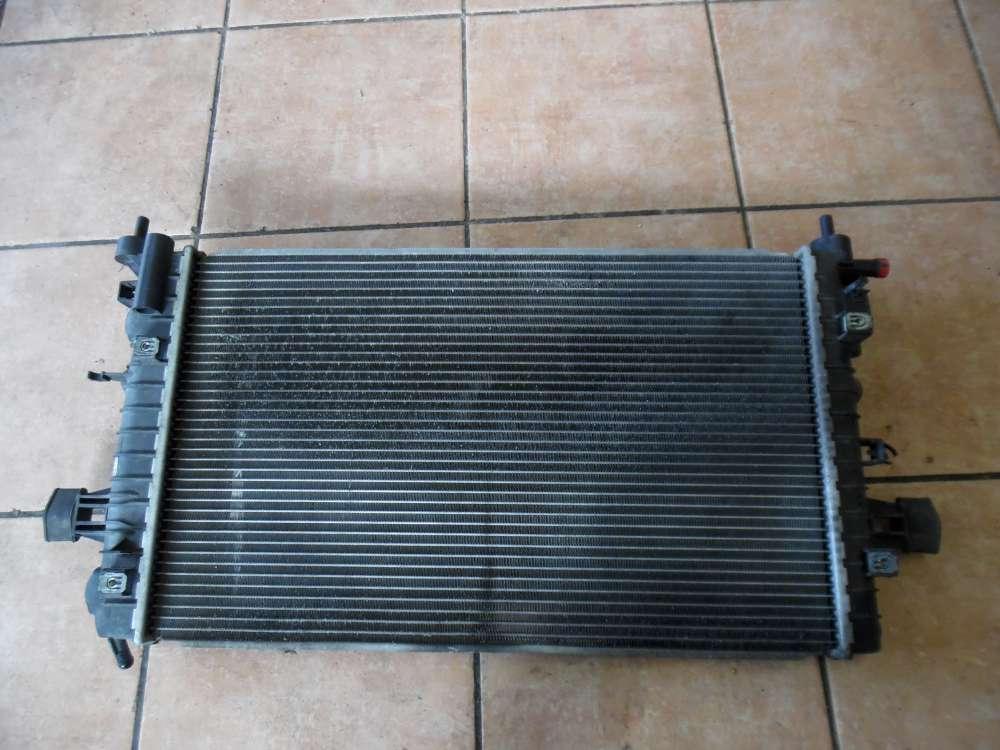 Opel Zafira B Bj:2007 Wasserkühler Kühler 13170110