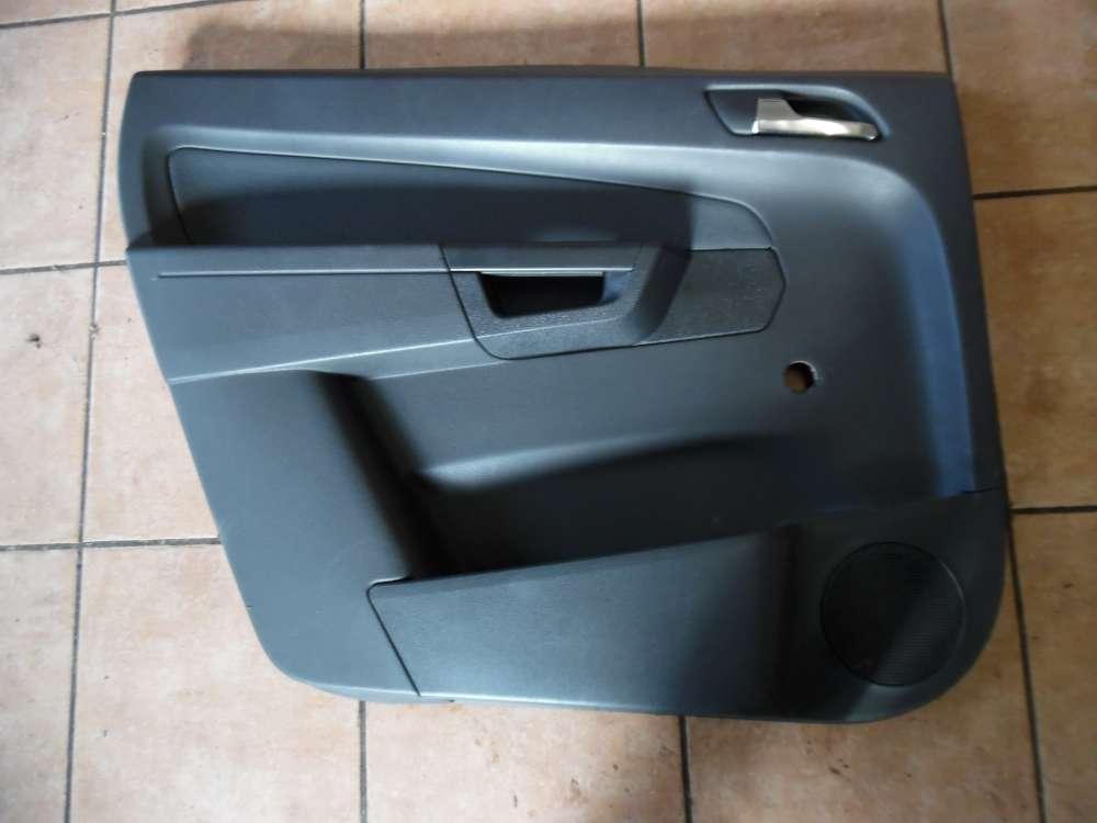 Opel Zafira B Bj:2007 Türverkleodung Hinten Links 13165271
