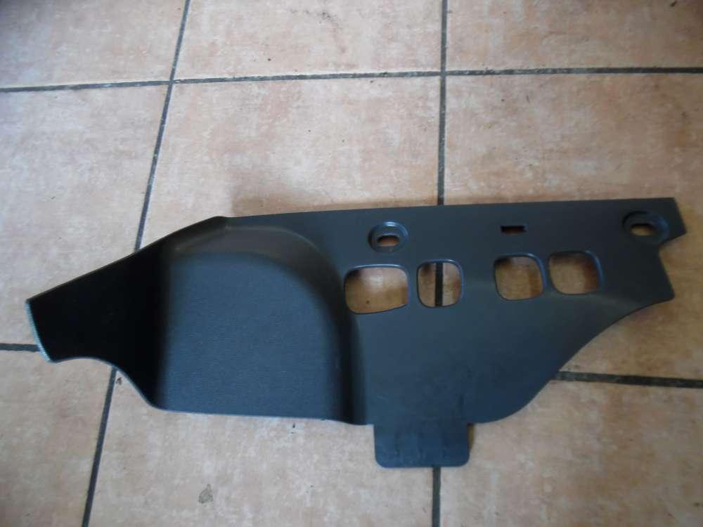 Opel Zafira B Bj:2007 Verkleidung Armaturenbrett Fußraum unten Rechts 13162526