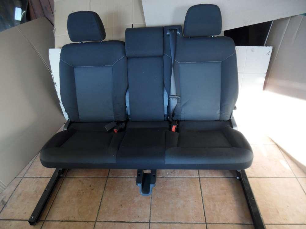 Opel Zafira B Bj:2007 Sitze Sitzbank Rücksitzbank Stoff