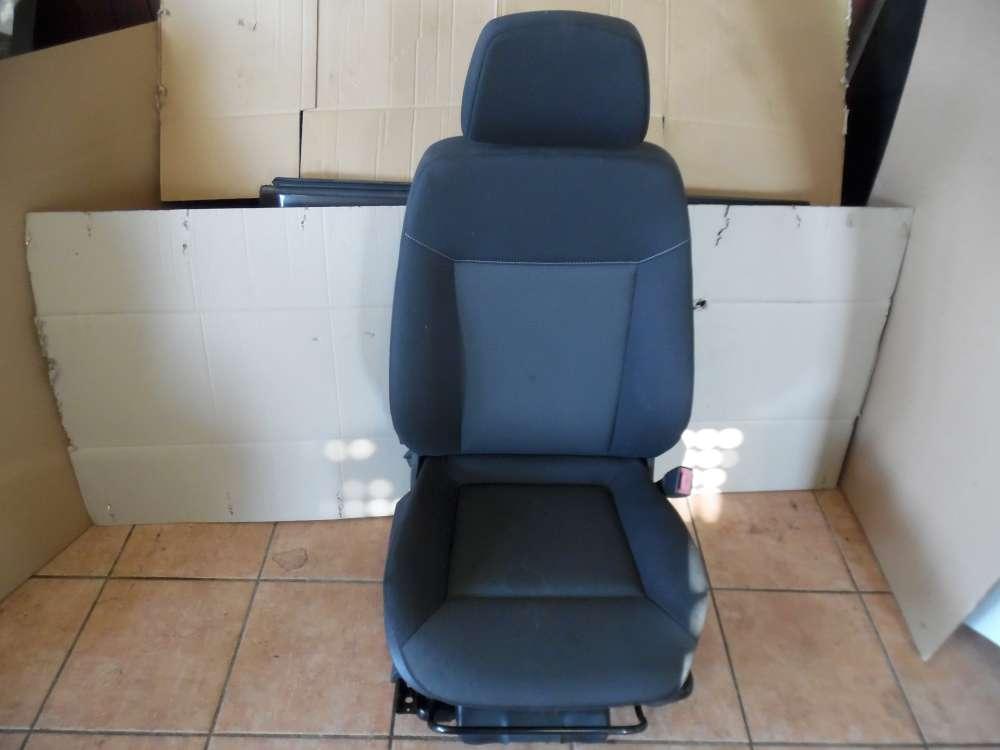 Opel Zafira B Bj:2007 Sitz Beifahrersitz Vorne Rechts Stoff