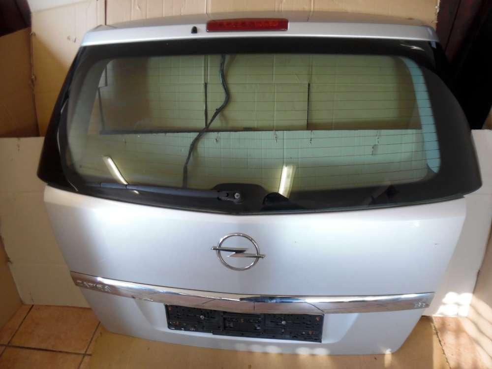 Opel Zafira B Bj:2007 Heckklappe Heckdeckel Grau Farbcode :Z157
