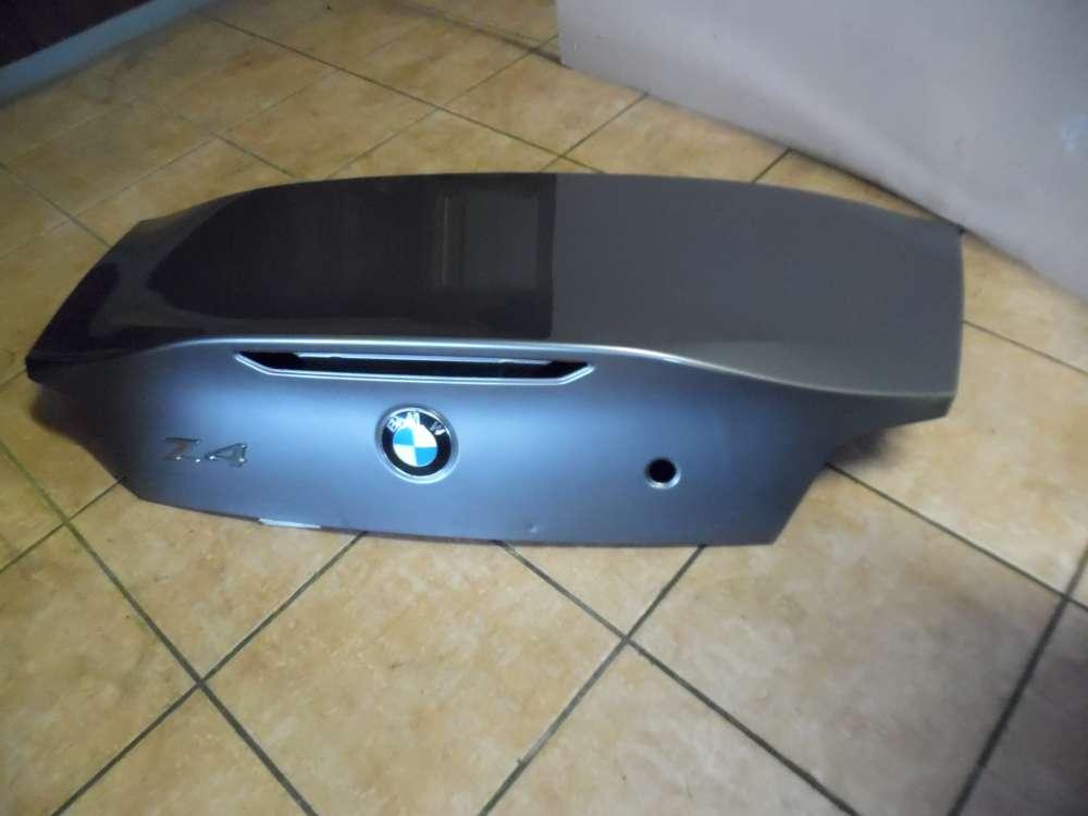 BMW Z4 E85 Orginal Heckdeckel Heckklappe