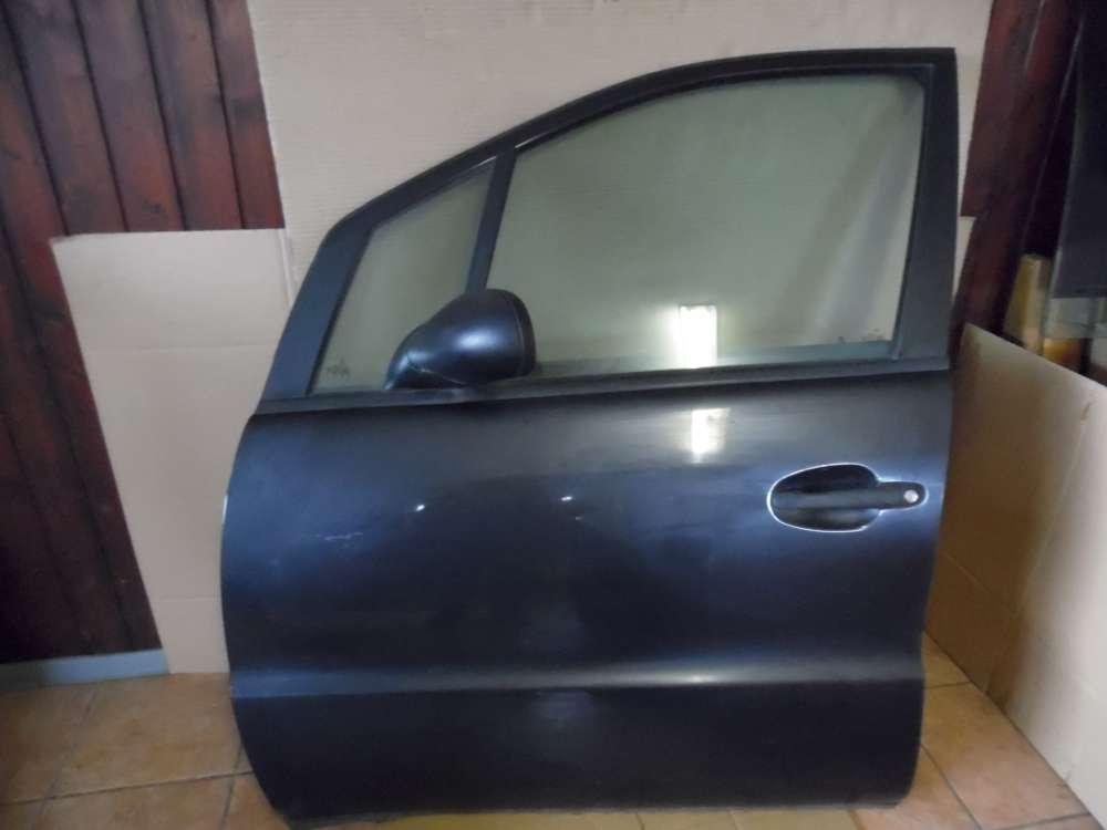 Mercedes Benz A-Klasse W168 A160 5-Türer Tür Vorne Links Schwarz Farbcod : 195