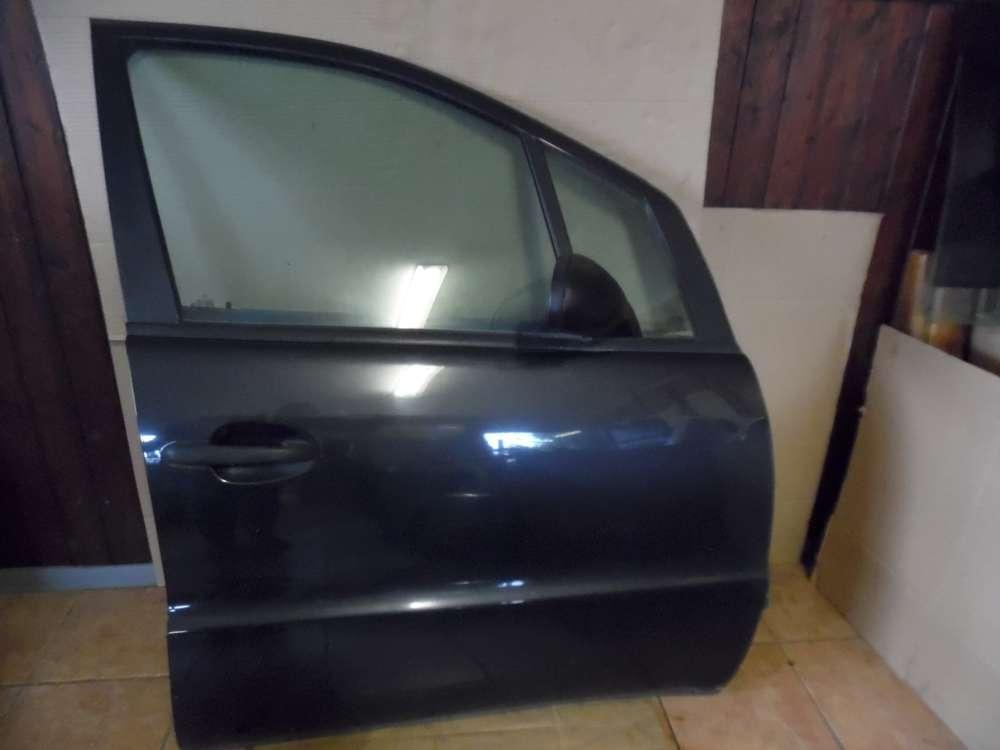 Mercedes Benz A-Klasse W168 A160 Tür Vorne Rechts Schwarz Farbcod : 195