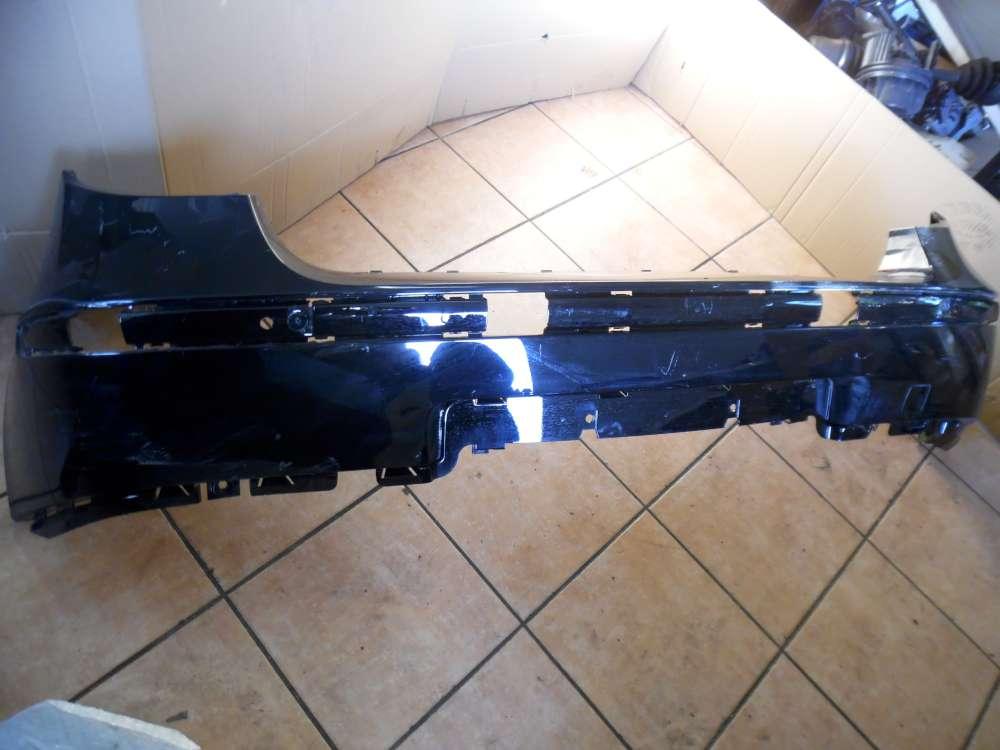 BMW 1er E87 ab-2004 bis-2007 Original Stoßstange Hinten  Schwarz 5112-7058507
