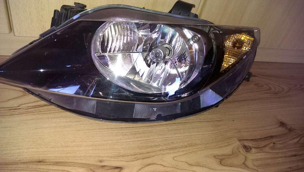Seat Ibiza V 5 6J Hauptscheinwerfer Scheinwerfer links 6J1941021C