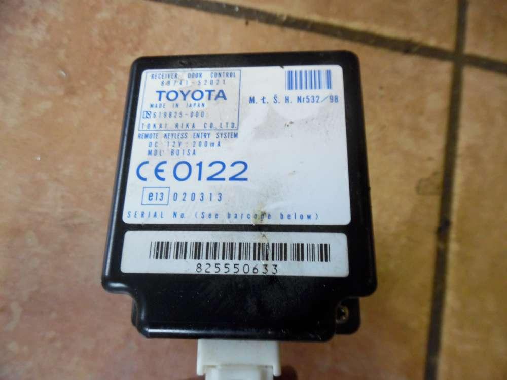 Toyota Yaris P1 Steuergerät ZV Zentralverriegelung Tür 89741-52021