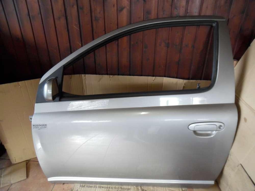 Toyota Yaris P1 Tür Vorne Links Gery Metallic Farbcod : 1D2