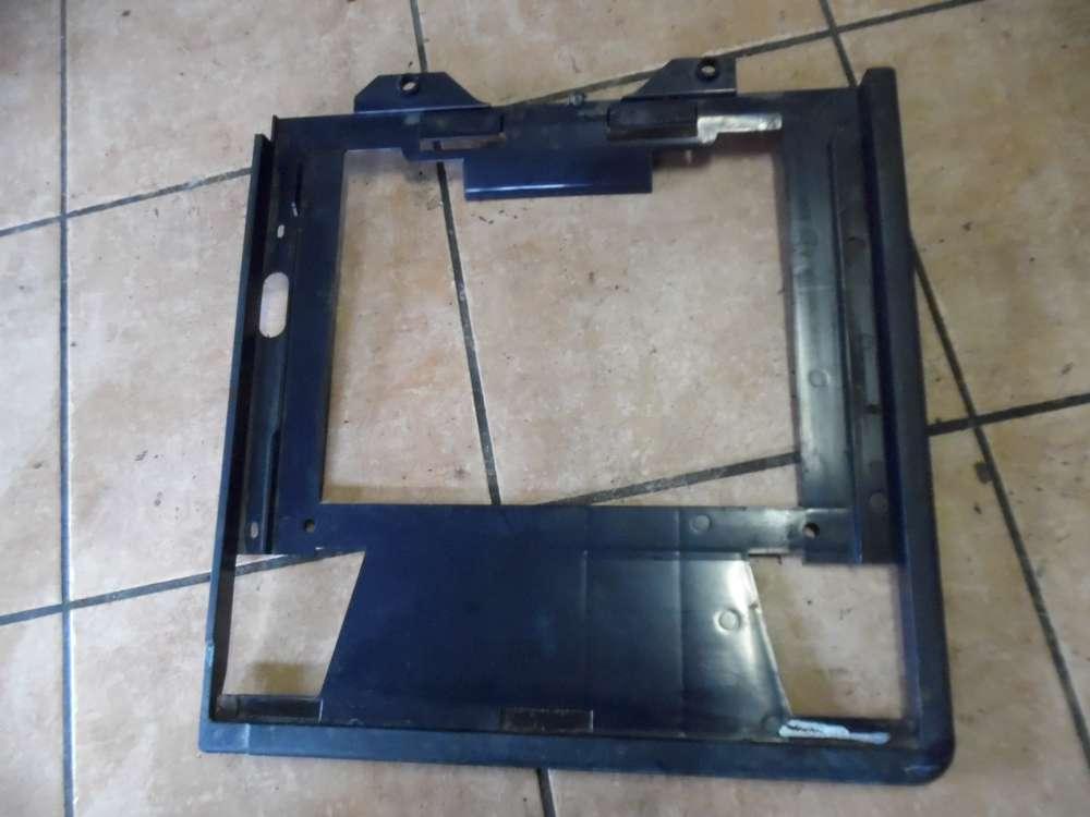 Ford Galaxy Einfassrahmen Bodenbelag Links 7M0864641 Dunkelblau