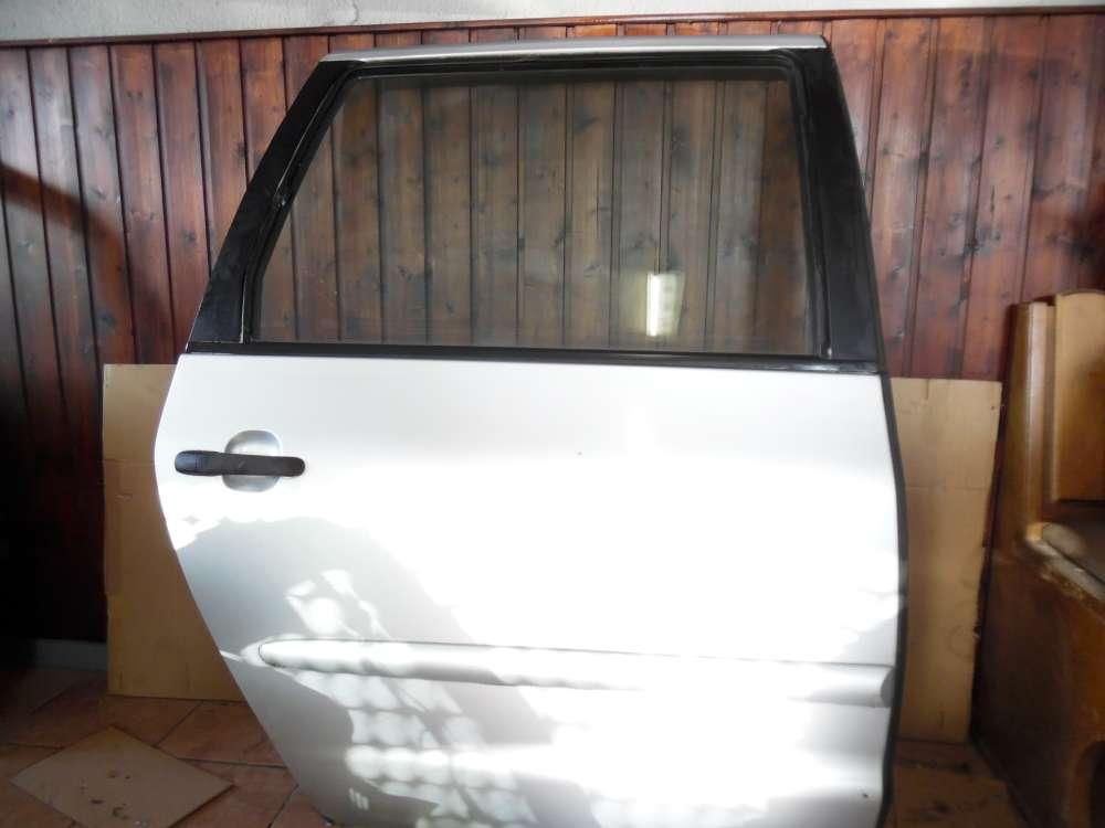 Ford Galaxy Tür Hinten Rechts Silber