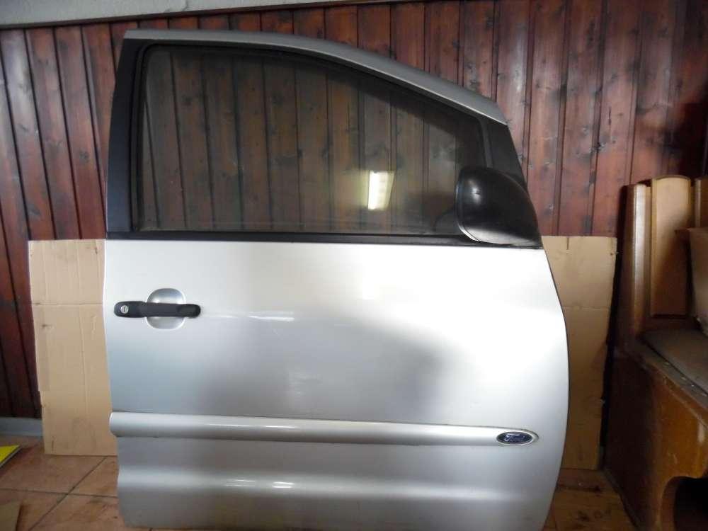 Ford Galaxy Tür Vorne Rechts Silber
