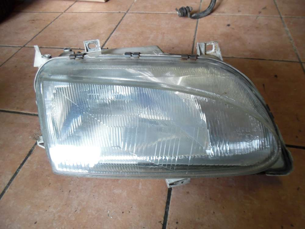Ford Galaxy Scheinwerfer Rechts Bosch 0301048312