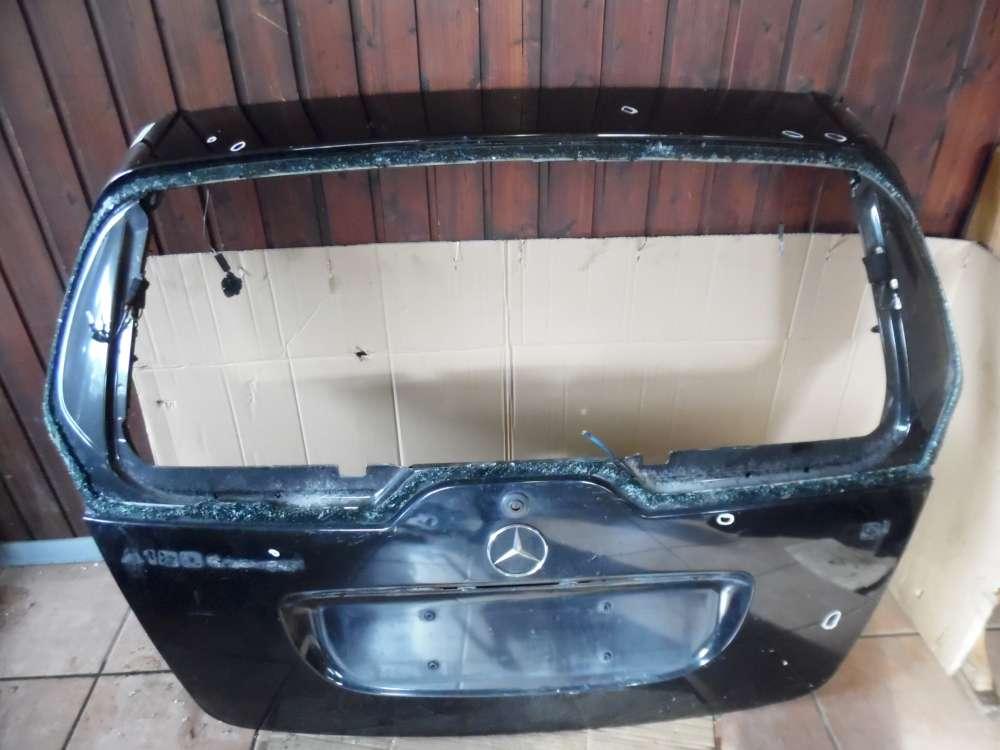 Mercedes-Benz A-Klasse W169 A180CDI Heckklappe Kofferraumklappe Schwarz