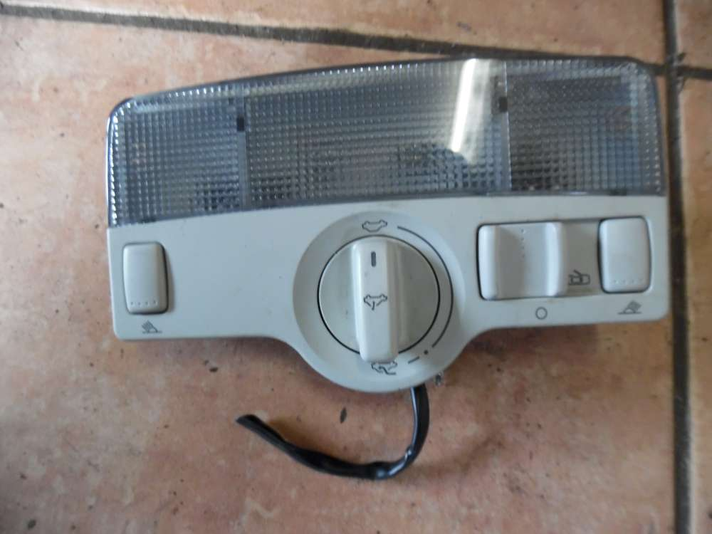 VW Golf IV 1J Innenleuchte Leseleuchte vorne 1J0947105