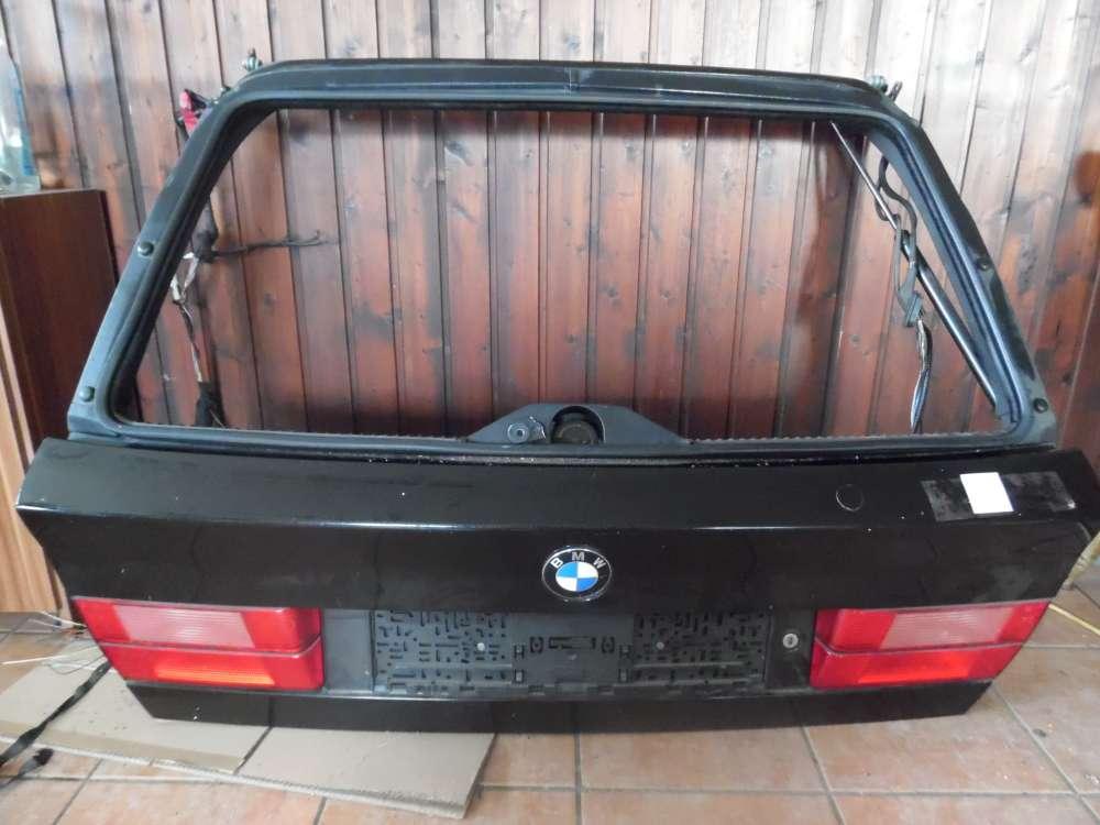 BMW 5er E34 520i Touring Heckklappe Hecktür Farbe: Schwarz