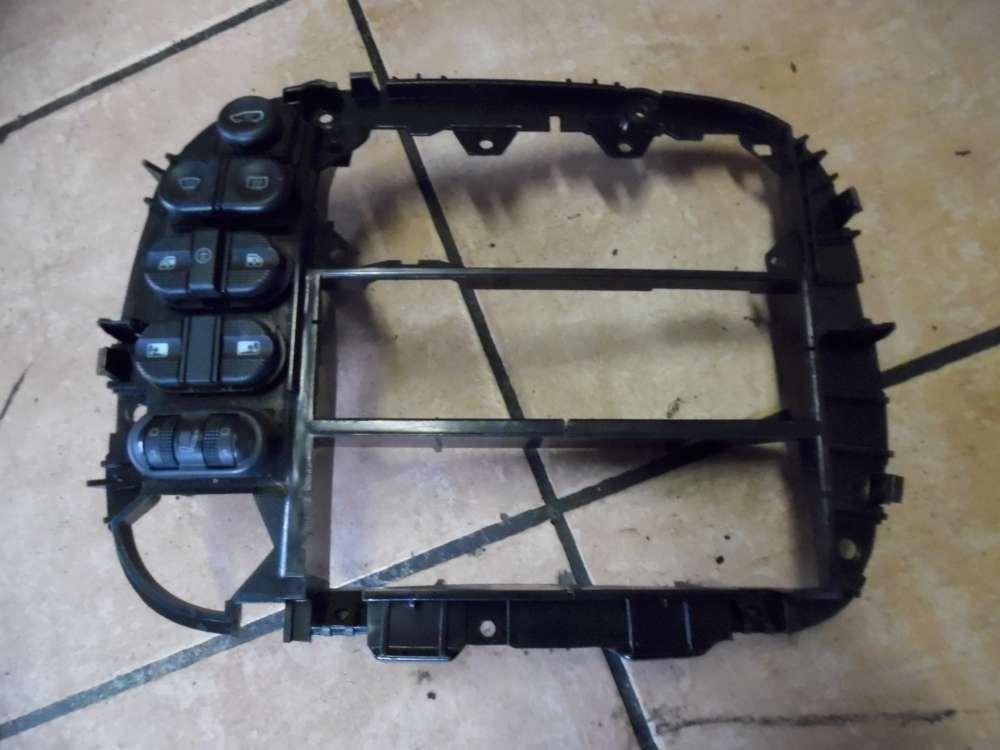 Ford Galaxy Radio Einbaurahmen Mittelkonsole Schalter 7M0858089