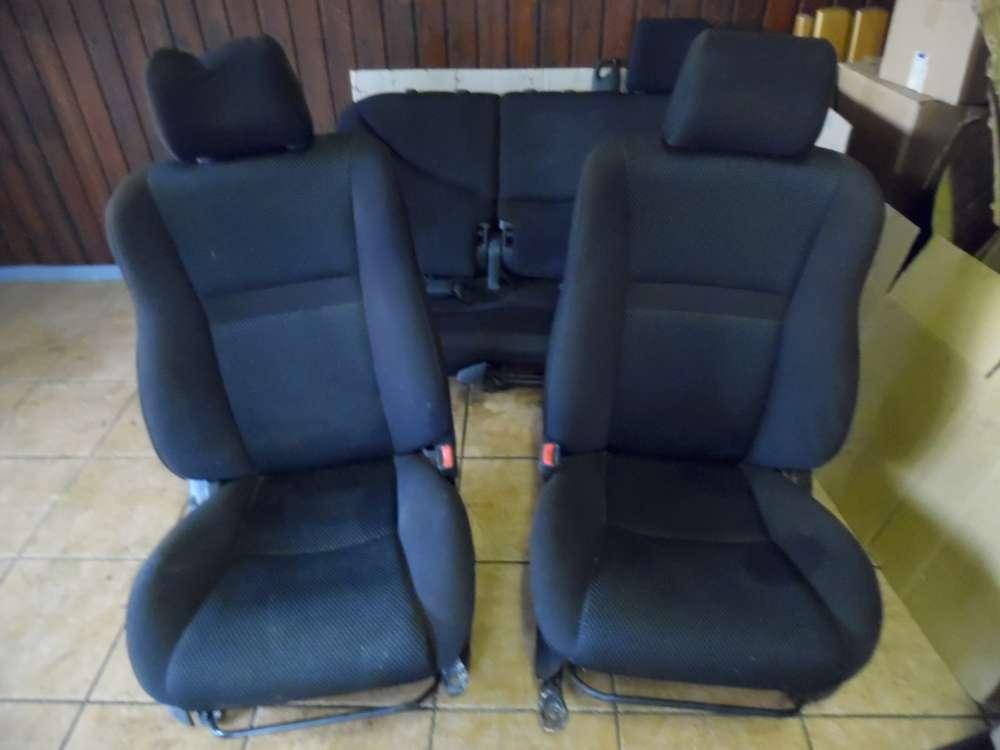 Toyota Yaris P1 Sitze Innenausstattung Komplett Stoff grau
