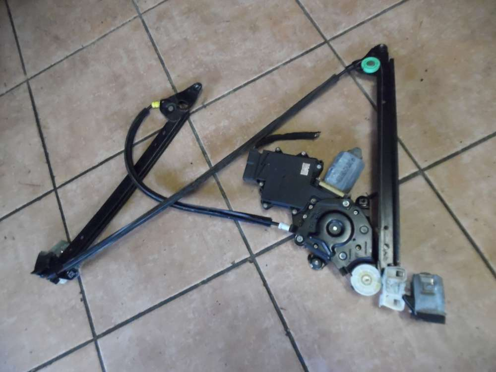 Ford Galaxy Fensterhebermotor mit Gestänge Hinten Links 1H4959812B