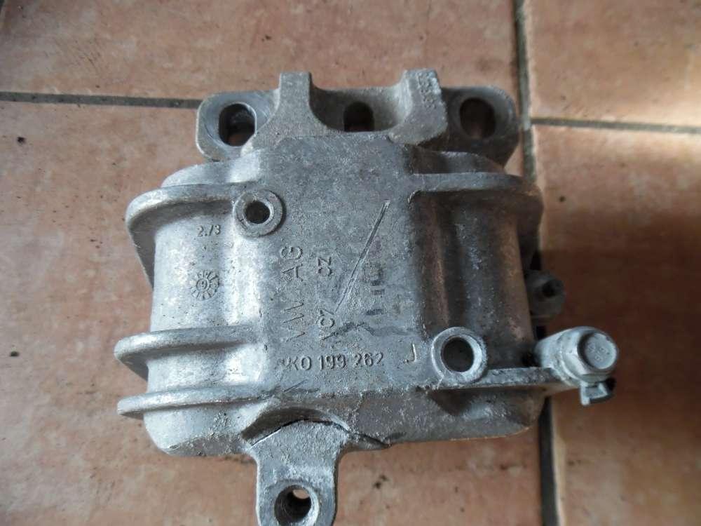 VW Golf 6 VI Motorlager Motorhalterung Rechts 1K0199262