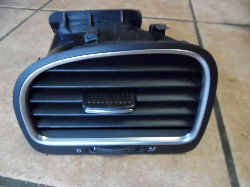 VW Golf 6 VI Lüftungsdüse Luftströmer Links 5K0819709