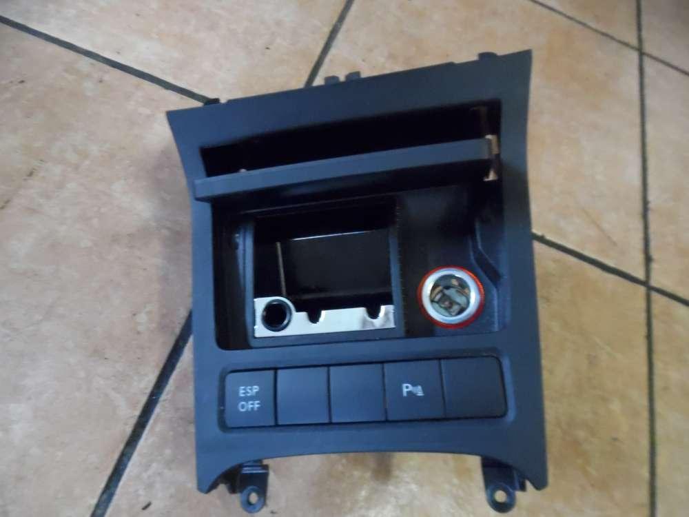 VW Golf 6 VI Ablagefach Aschenbecher Zigarettenanzünder 5K0857961