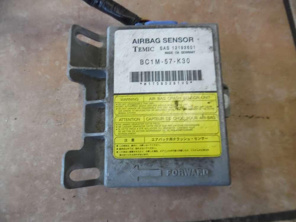 Mazda 323 BA Airbag Steuergerät 12192601 BC1M-57-K30