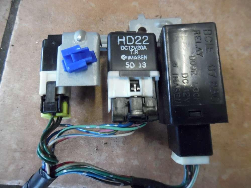 Mazda 323 BA Relais Flasher mit Halterung BC1E 67 830