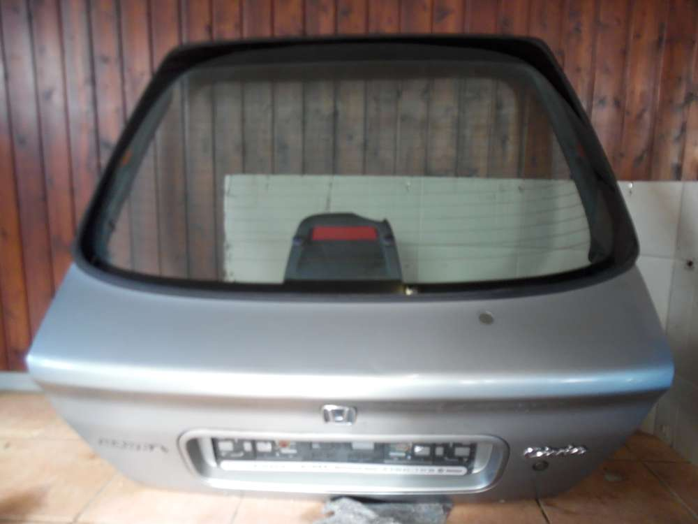 Honda Civic Kofferraumklappe Heckklappe grau