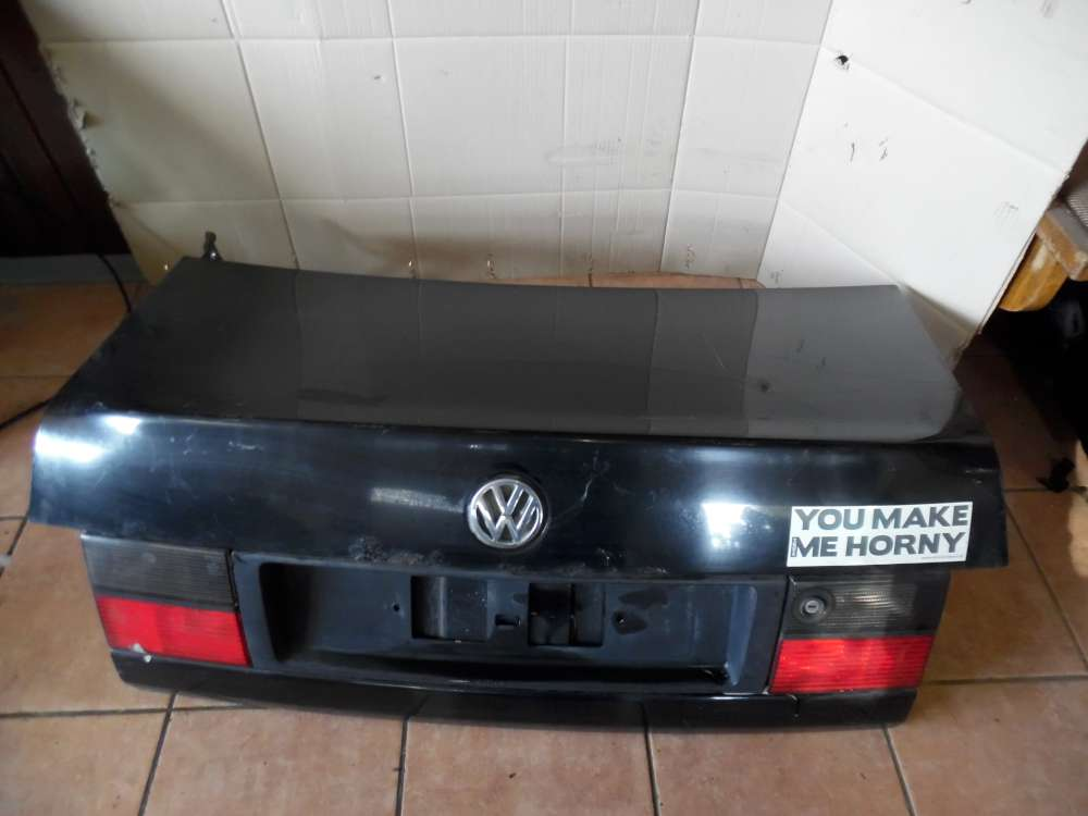 VW Vento 1H Heckklappe Heckdeckel Schwarz